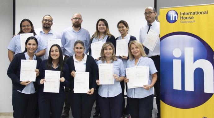 foto de Certificate in English Language Teaching