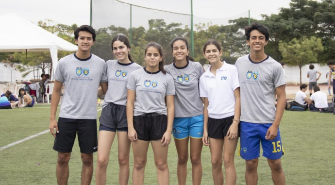 foto de Interescolar e Intercolegial de Atletismo