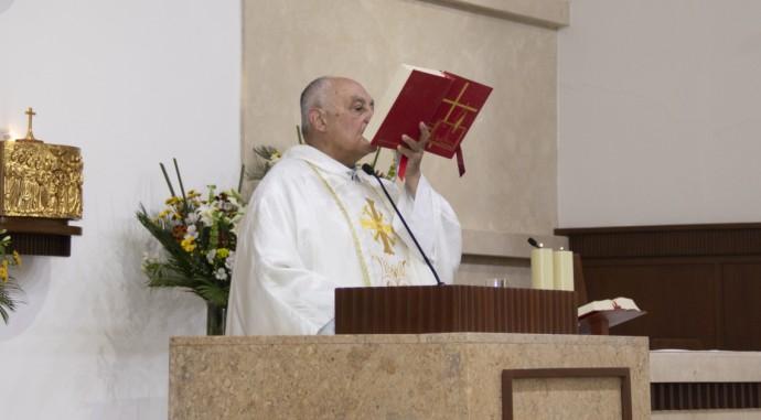 foto de Visita Padre Carmona