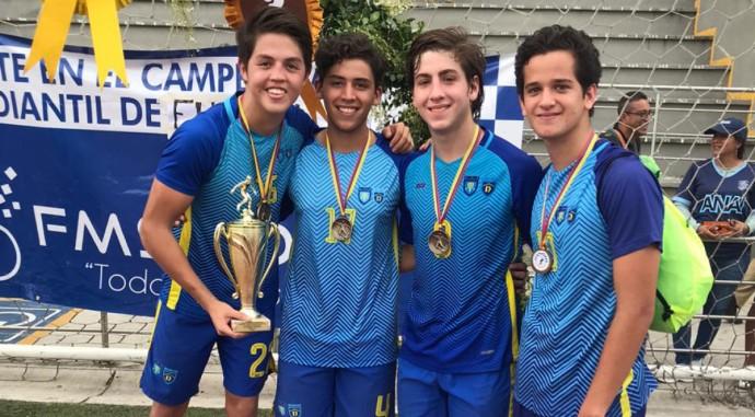 foto de Intercolegial de fútbol