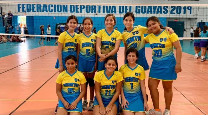 foto de Interescolar Volley SUB 10