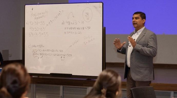 foto de Taller - Desarrollo del pensamiento matemático