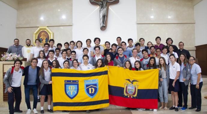 foto de Delegación MTN rumbo a la JMJ