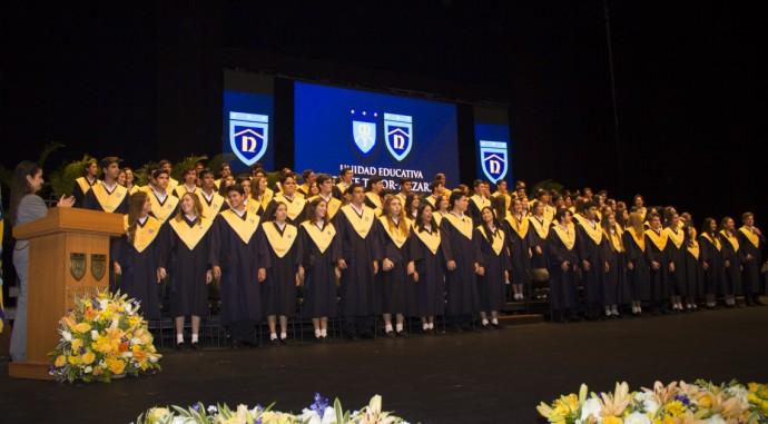 foto de Ceremonia de Incorporación VI Promoción