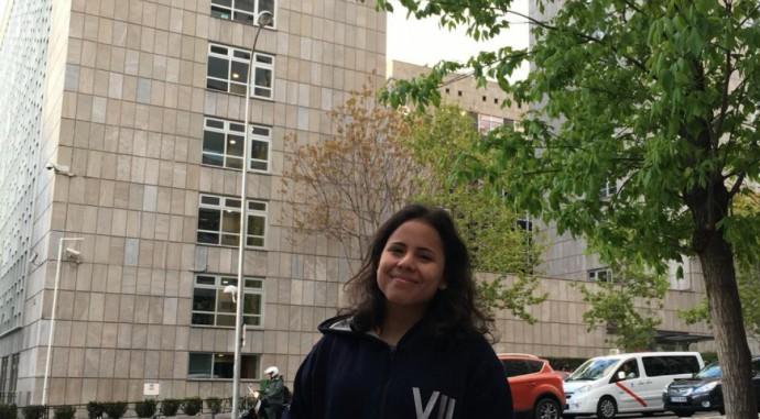 foto de Camila Barandearán - IEU Junior Advisory Board