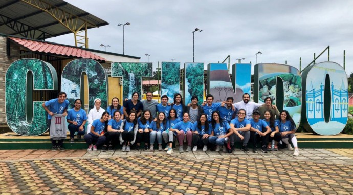 foto de Misiones en la Amazonía ecuatoriana