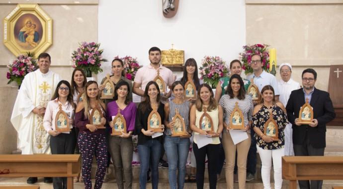 foto de Envío de Misioneros - Virgen Peregrina