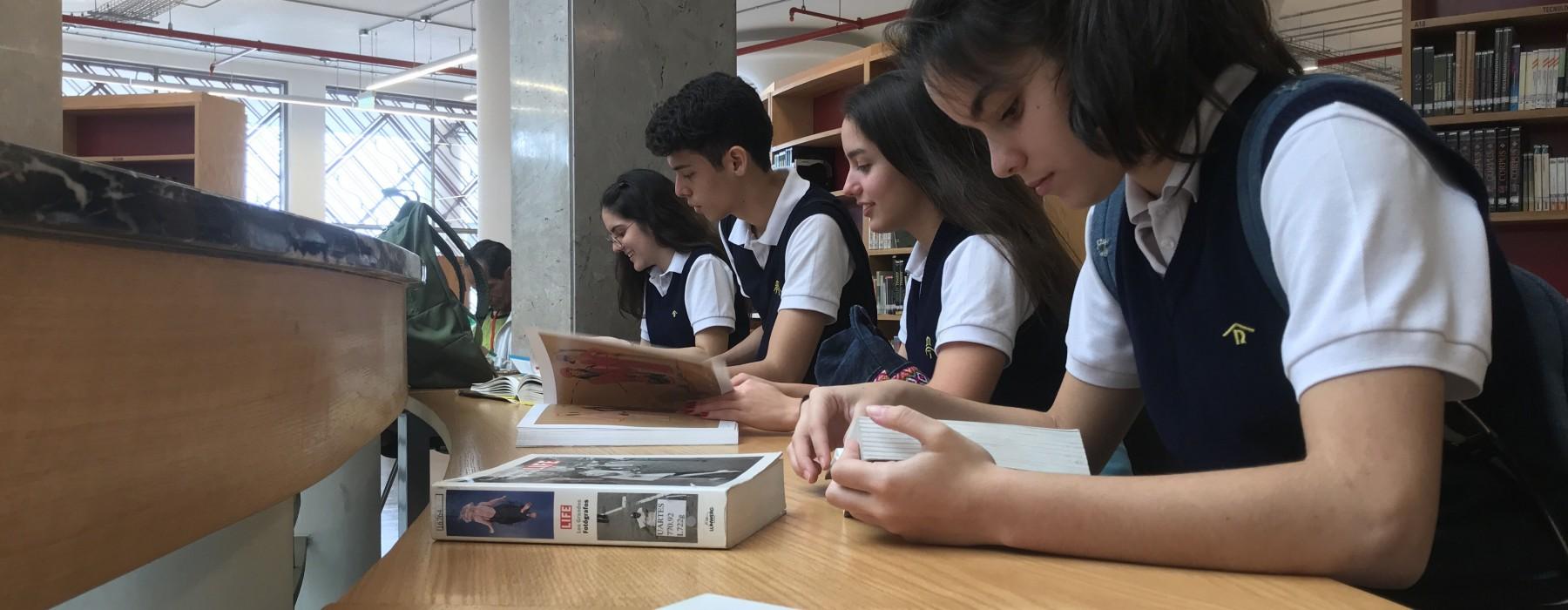Biblioteca de las Artes
