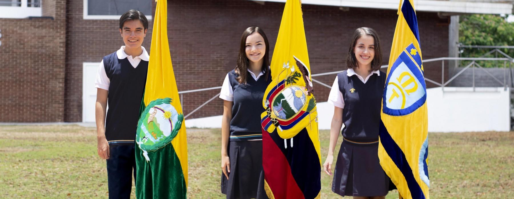 Juramento a la Bandera 2020
