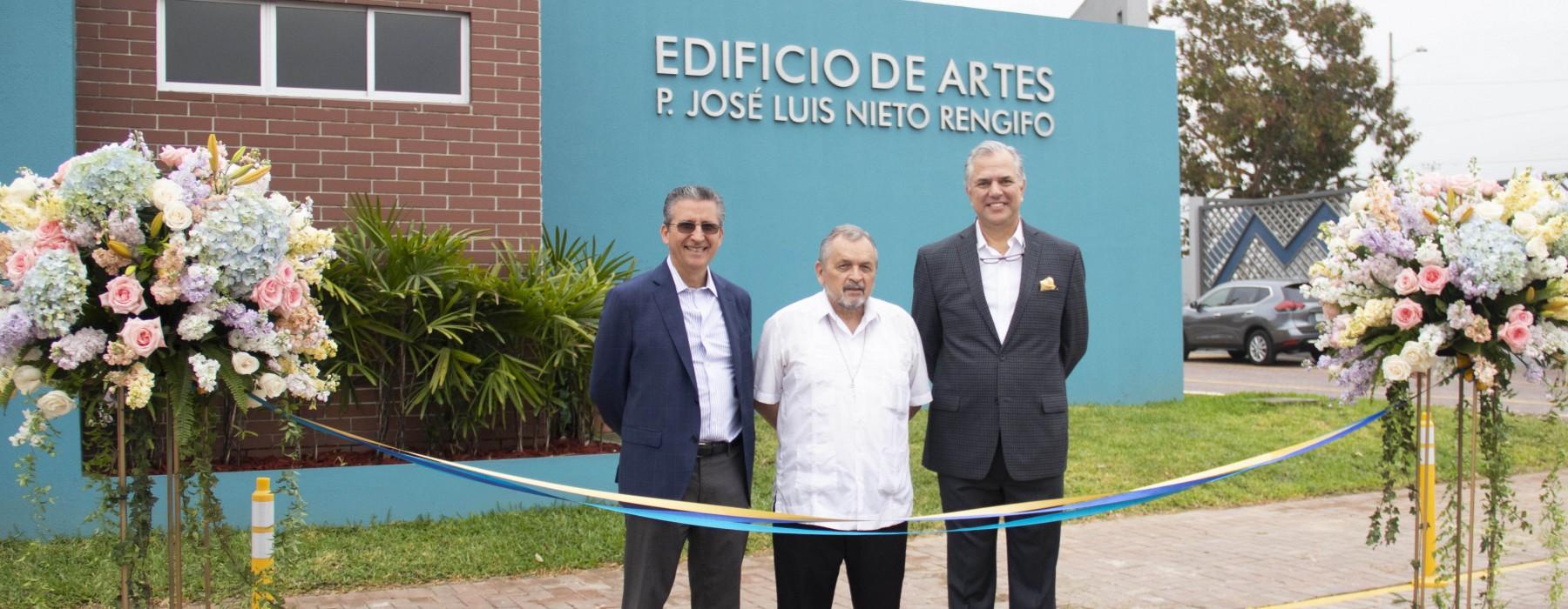 Edificio de Artes - P. José Luis Nieto